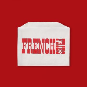 Featured Product French Fry Bag #601