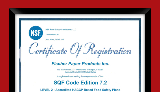Image_Certificate_Cropped - Fischer Paper Products